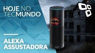 Alexa assustadora, vendas diretas da Amazon no Brasil e mais - Hoje no TecMundo