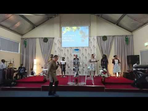 LEAVING EGYPT FOR THE PROMISE LAND - PST ROBERT CLANCY
