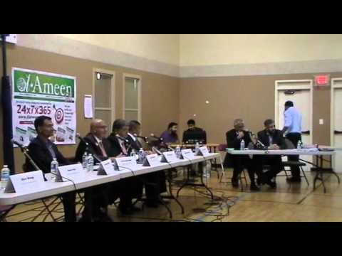 All Candidates richmond Masjid Part 1