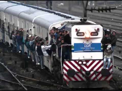 Tren Bala en Argentina