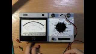 видео Прибор комбинированный Ц4353