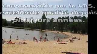 Camping Le Paradou en Dordogne avec parcours aquatique