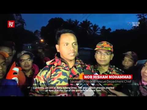 Sarawak flood situation worsens