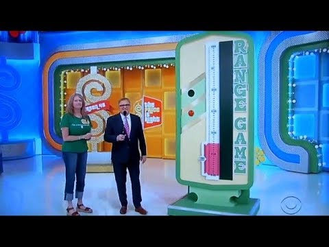 The Price is Right - Range Game - 9/27/2019