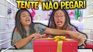 TENTE NÃO PEGAR! (TRY NOT TO CATCH CHALLENGE) - JULIANA BALTAR