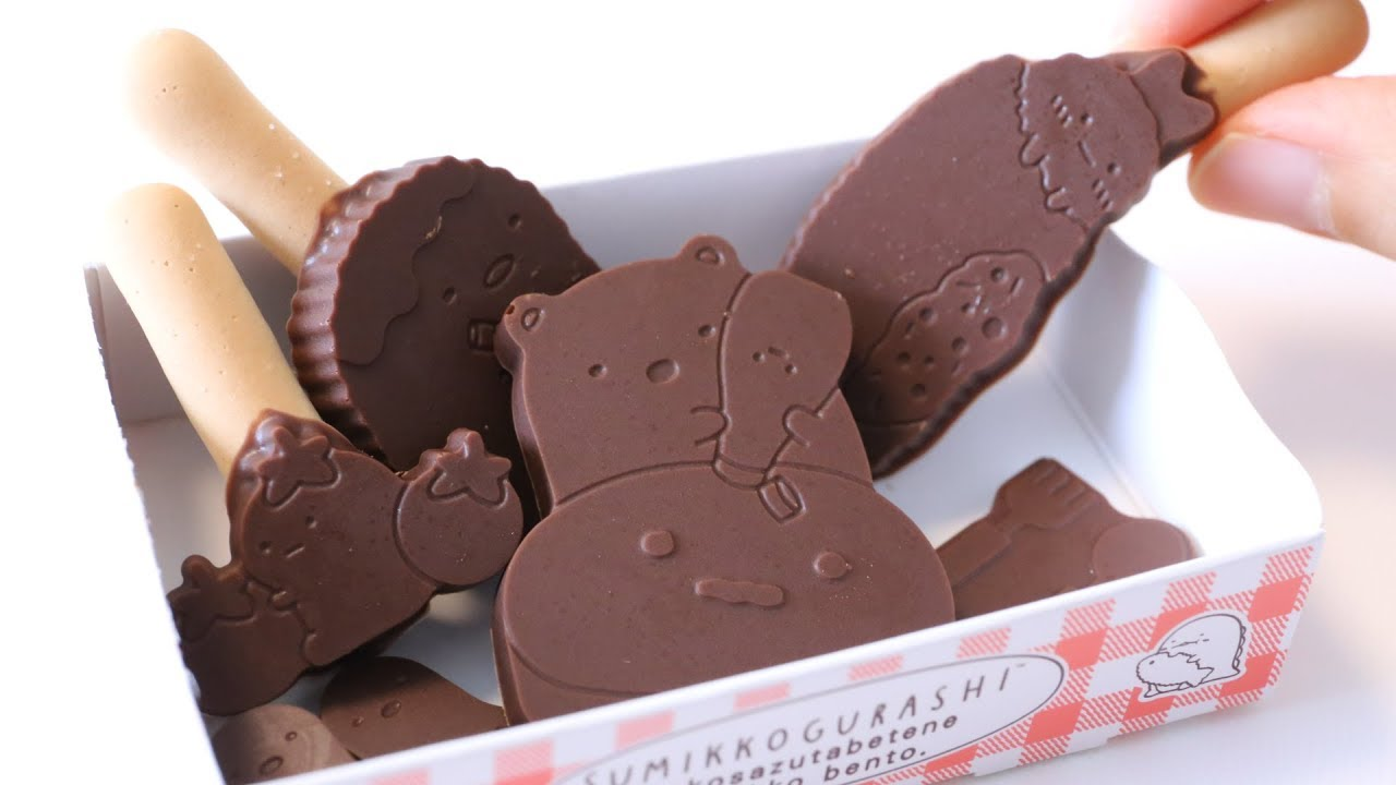 Sumikko Gurashi Kawaii Chocolate Making Kit