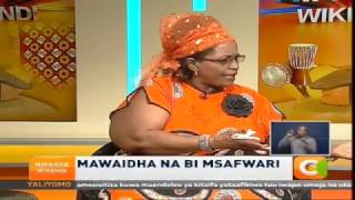Mawaidha na Bi Msafwari : Mbona wanaume wa siku hizi hawajui kubembeleza?