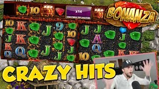 BIG WIN!!! Bonanza Big win - 10€ bet - Casino Games - free spins (Online Casino)