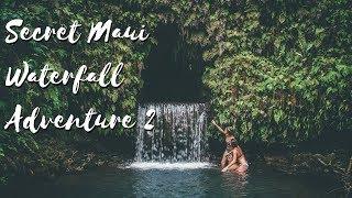 Secret Maui Waterfall Adventure 2