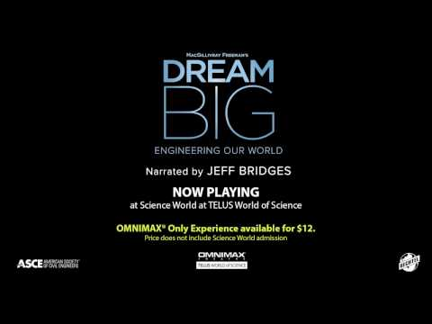 Dream Big   YouTube ad   Now Playing   15 second spot