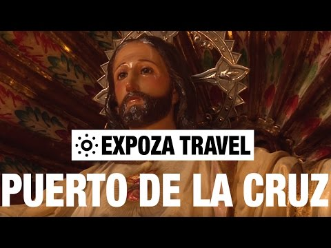 Puerto De La Cruz (Spain) Vacation Travel Video Guide