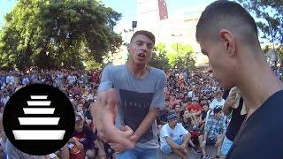 DAM vs AFRITO vs GANJAHMAN vs FRIJO - 8vos (Pretemporada 2017) - El Quinto Escalon