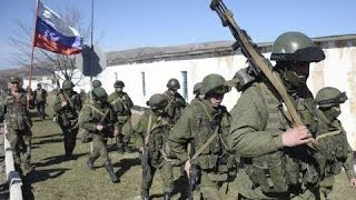 Ukraine, Russia On The Brink Of War - Blame Bush?