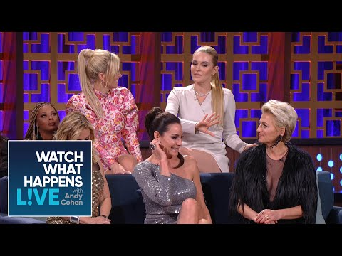 The #RHONY 'Wives Reveal Their Newest Housewife | WWHL