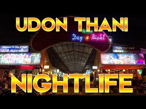UDON THANI NIGHTLIFE - JONNYS LIVING IN THAILAND VLOGS