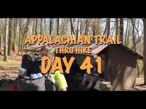 Appalachian Trail Thru Hike 2018 Day 41