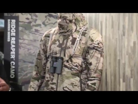 Under Armour Ridge Reaper Hunting Jacket & Pants - 2016 SHOT Show