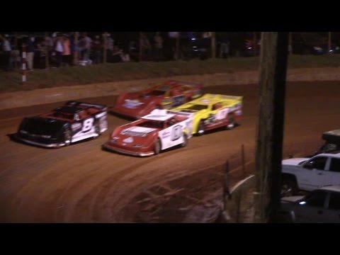 Winder Barrow Speedway Limited Late Model Race 4/22/17