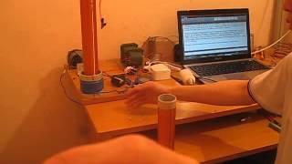 Thí nghiệm về dòng 'lạnh', cơ sở của truyền dẫn điện qua 1 dây dẫn