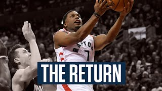 Putting Kyle Lowry's Tough Return In Perspective | We Need To Talk