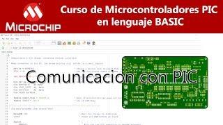 [Curso PIC BASIC - #7] Comunicacion con PIC | Comunicacion Serial | Comunicacion con Bluetooth