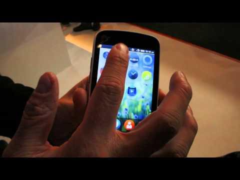 Demo del smartphone de Mozilla Firefox de 25 dólares