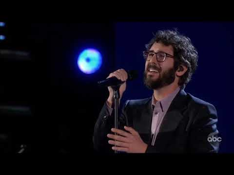 "Josh Groban Sings ""Granted"" Live Mickey's 90th Birthday Spectacular 2018. HD 1080p"