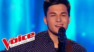 The Voice 2016 │ Hadrien - Pas là (Vianney) │ Blind Audition