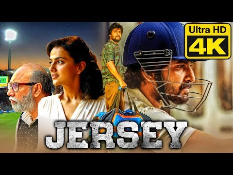 Jersey (4K Ultra HD) Hindi Dubbed Movie | Nani, Shraddha Srinath, Sathyaraj, Sanusha