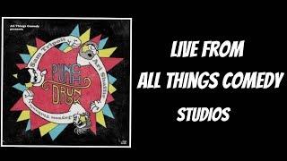 Ari Shaffir live in studio on Punch Drunk Sports