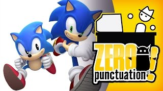 SONIC GENERATIONS (Zero Punctuation) (Video Game Video Review)
