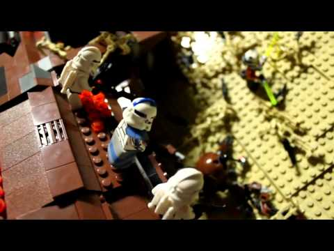 Fans Choice Moc: (August) Battle Plans Recovery on Jagauda |Capture The Flag MOC|