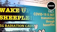 Infodemic: Coronavirus and the fake news pandemic