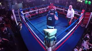Ultra White Collar Boxing | Stafford | One Bomb Bobby VS Alex Wilson