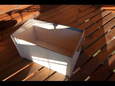 Wooden Storage Boxes/Деревянные ящики для хранения