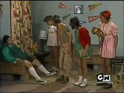 Chaves - O dia das crianças - Episódio especial exibido no Cartoon Network thumbnail