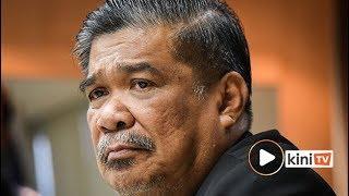 Pejabat Menteri Pertahanan kesal pesawat MAS lewat