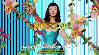 MARINA - I Love You But I Love Me More (Official Audio)