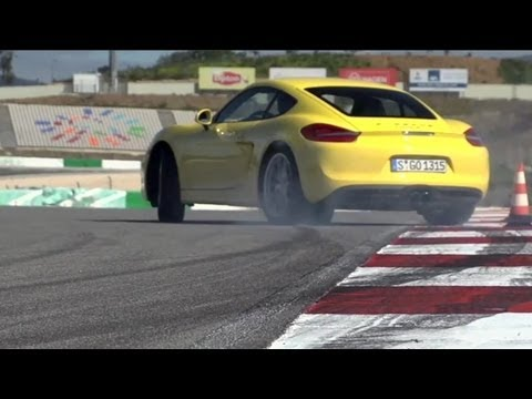 2013 Porsche Cayman S Thrashed - /CHRIS HARRIS ON CARS