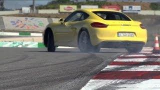 2013 Porsche Cayman S Thrashed - /CHRIS HARRIS ON CARS