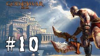 Прохождение God Of War с PS2 (Бог войны) #10 на русском. Храм Пандоры