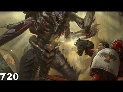 Warhammer 40000 Dawn of War 2 (The Movie) - Cutscenes,Stories,Battles