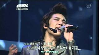 ROM/HAN/ENG; Only One Day live