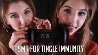 ASMR Ear Massage + Ear Licking ~ 2 Intense Triggers for Tingle Immunity