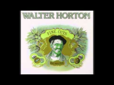 Big Walter Horton    ~   ''Don't Get Around Much Anymore''  Live 1979