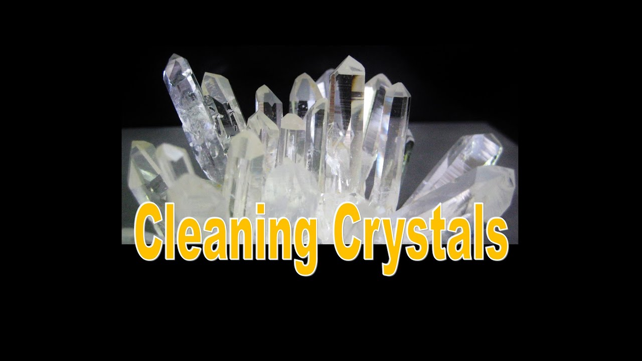 How to clean the crystal at home 26