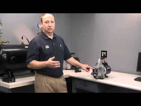 JB Industries - Platinum Vacuum Pump - How To - YouTube