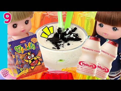 Cooking Time #9 Es Yogurt Jelly Jelly - GoDuplo TV