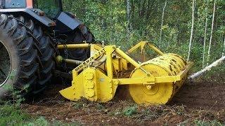 Peat harvesting (Добыча торфа) / ООО «Пельгорское-М» 2013(, 2013-07-18T06:51:45.000Z)