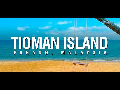 TIOMAN ISLAND 🇲🇾 [4K]